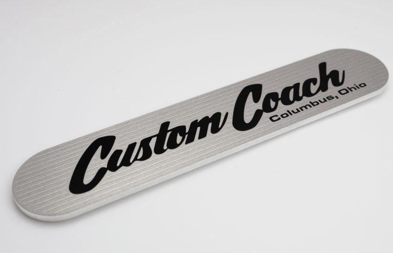 Custom coach