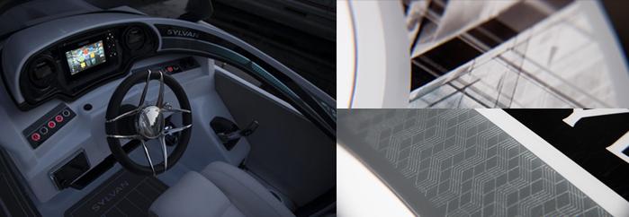 Thematique - motif texture - retroeclairage - Sylvan