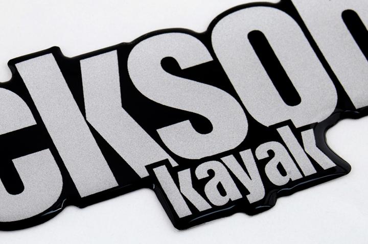 Badge - domage - Jackson Kayak