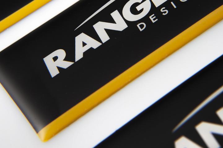 Badge - domage - Ranger Design