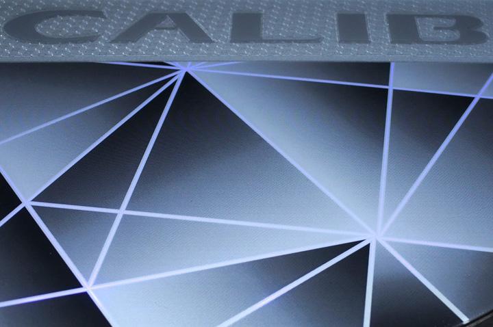 Accent decoratif - Motif texture - Caliber